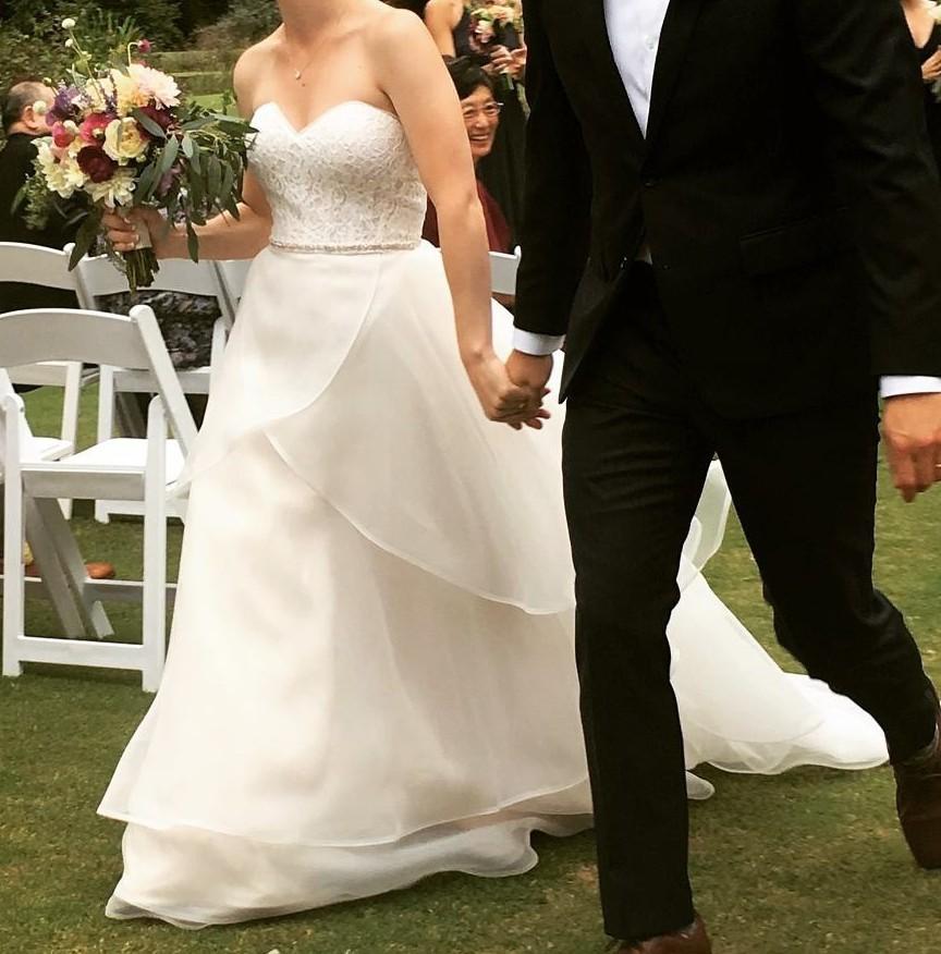 Mikaella 2003 Used Wedding Dress On Sale 82% Off