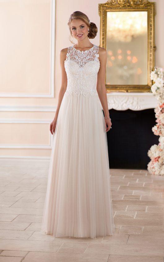 Stella York 6284 Sample Wedding Dress On Sale 20 Off Stillwhite
