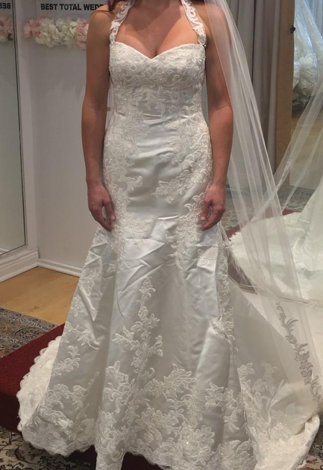 Casablanca Bridal Thistle