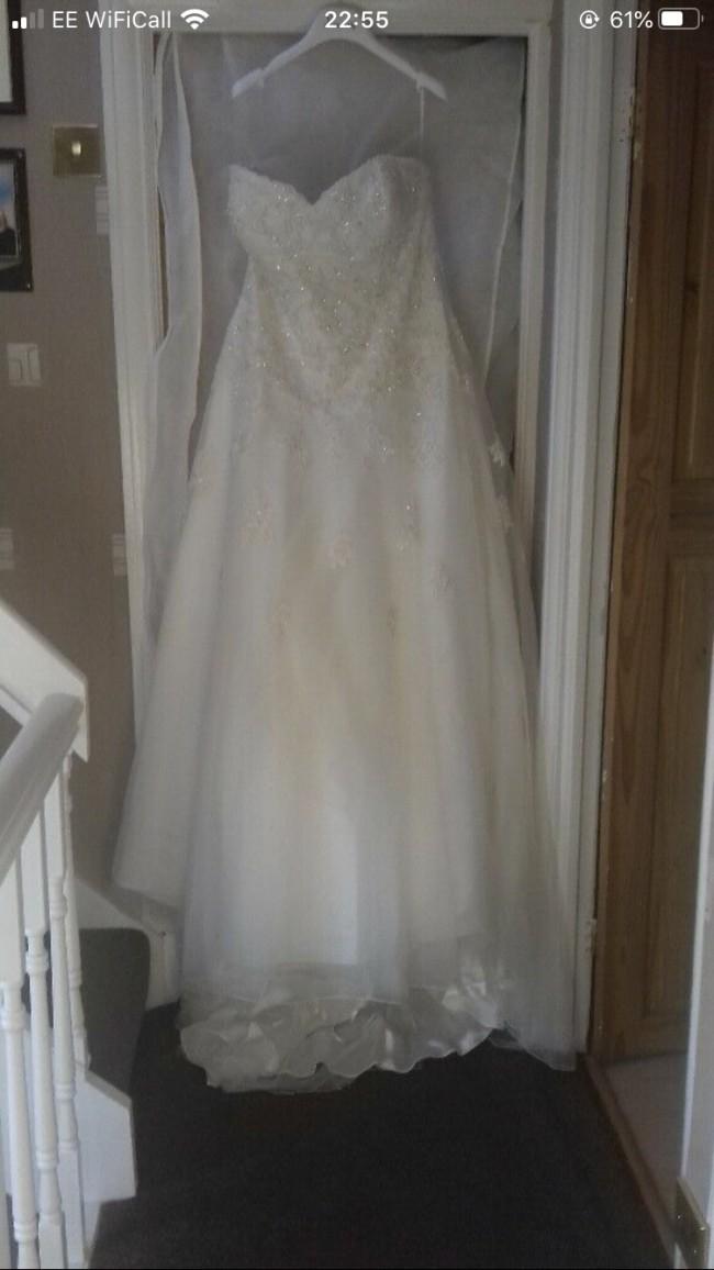 Sincerity Bridal 3771