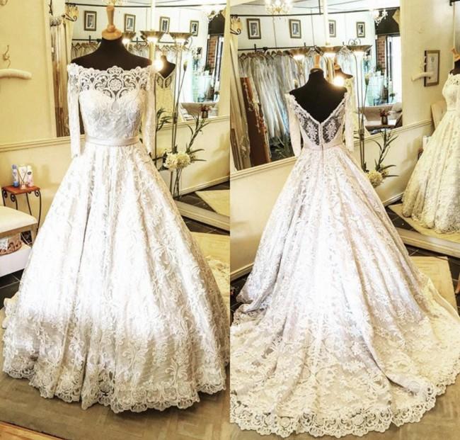 White Rose Bridal R1099