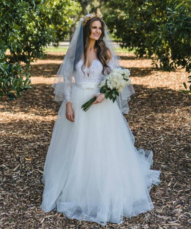 Eternal Bridal Custom Made