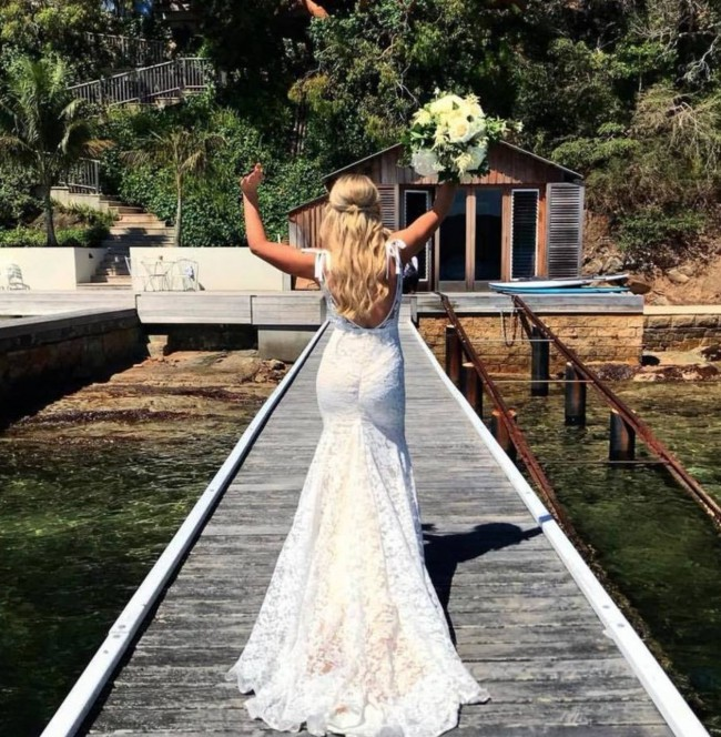 Inbal Dror Wedding Gowns For Sale: Inbal Dror 13-05 Used Wedding Dress On Sale 71% Off