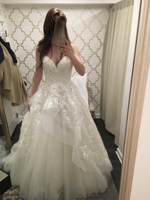 Allure Bridals 9721