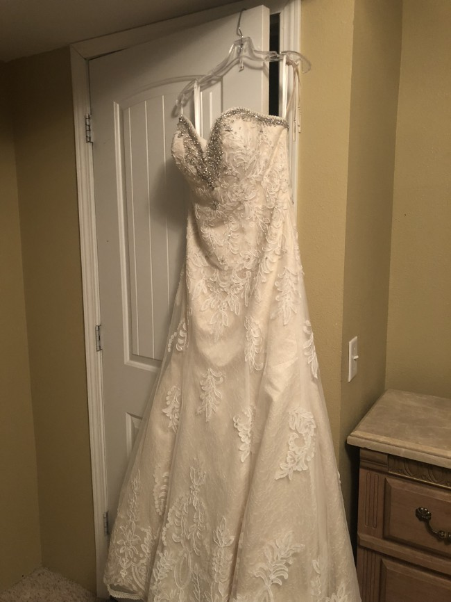 Legacy Bridal Couture Custom Made