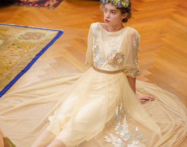 Le Wedding, C'est Chic Marguerite