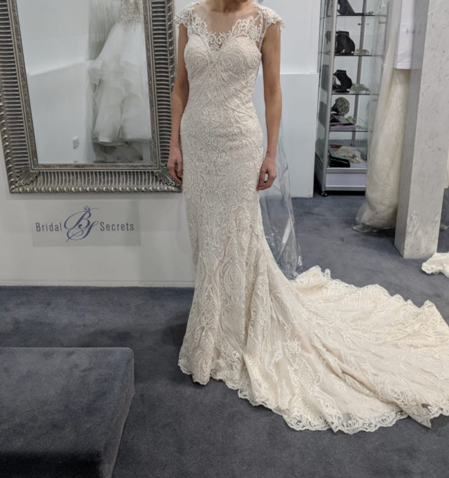 Maggie Sottero Custom Made
