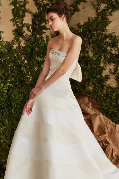 Carolina Herrera Custom Made--Ansel