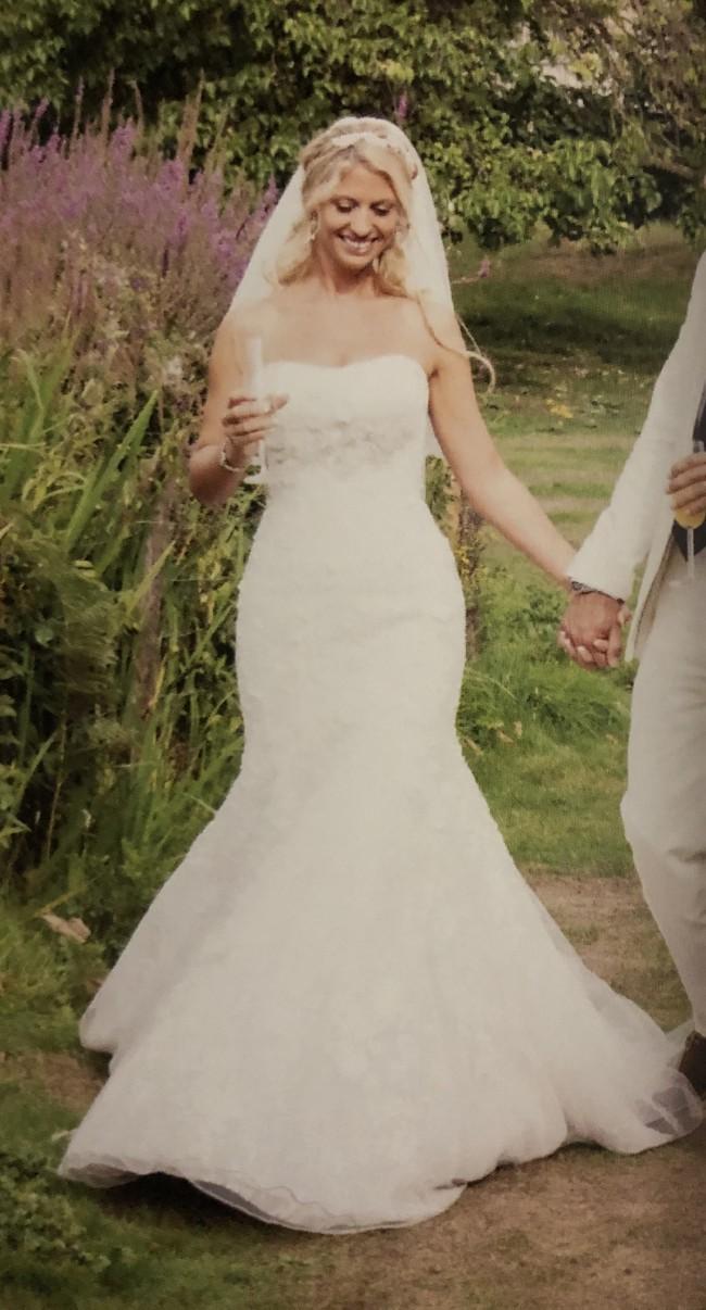 Allure Bridals 3814