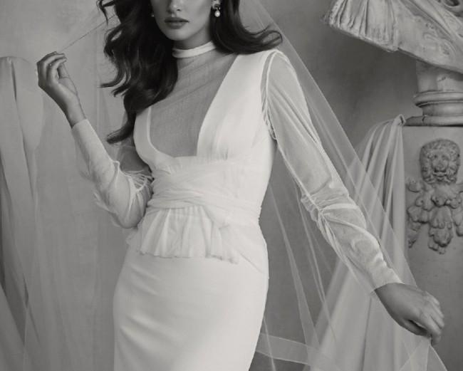 Sarah Seven Valentina Overlay