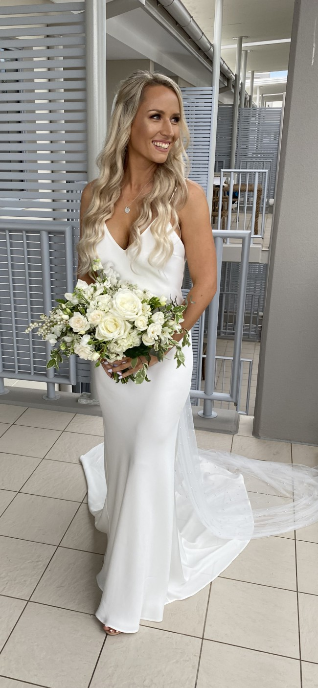 Grace Loves Lace Custom Made Summer Gown