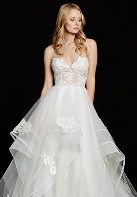 Hayley Paige Chantelle Style 6552