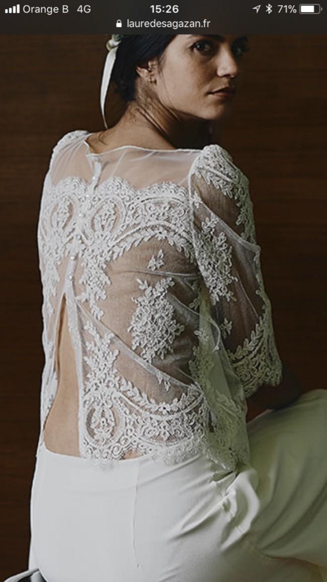 Laure de Sagazan Top Montand - Skirt Rainer