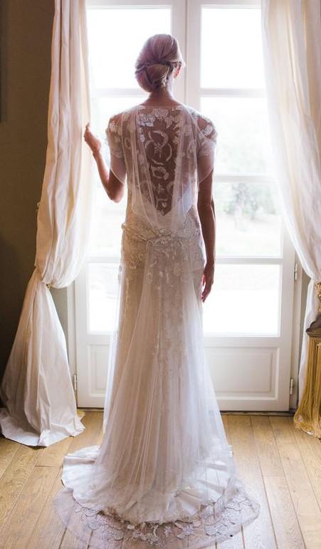 Jenny Packham Azalea Sample Wedding