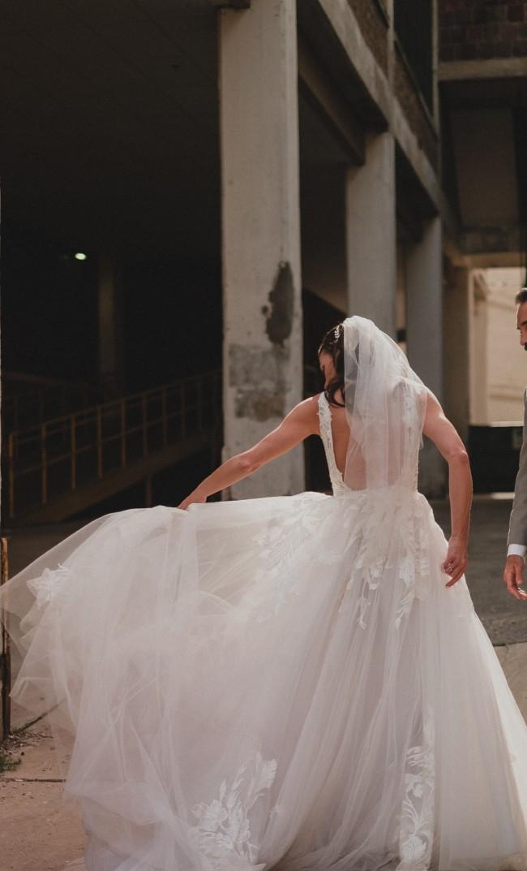 Wilderly Bride Adara Platinum