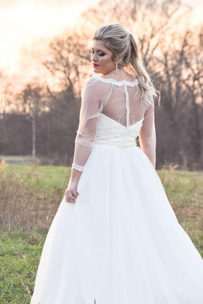 Moonlight Bridal, Ball Gown