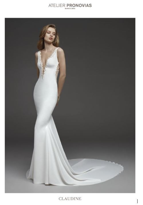 Pronovias Claudine