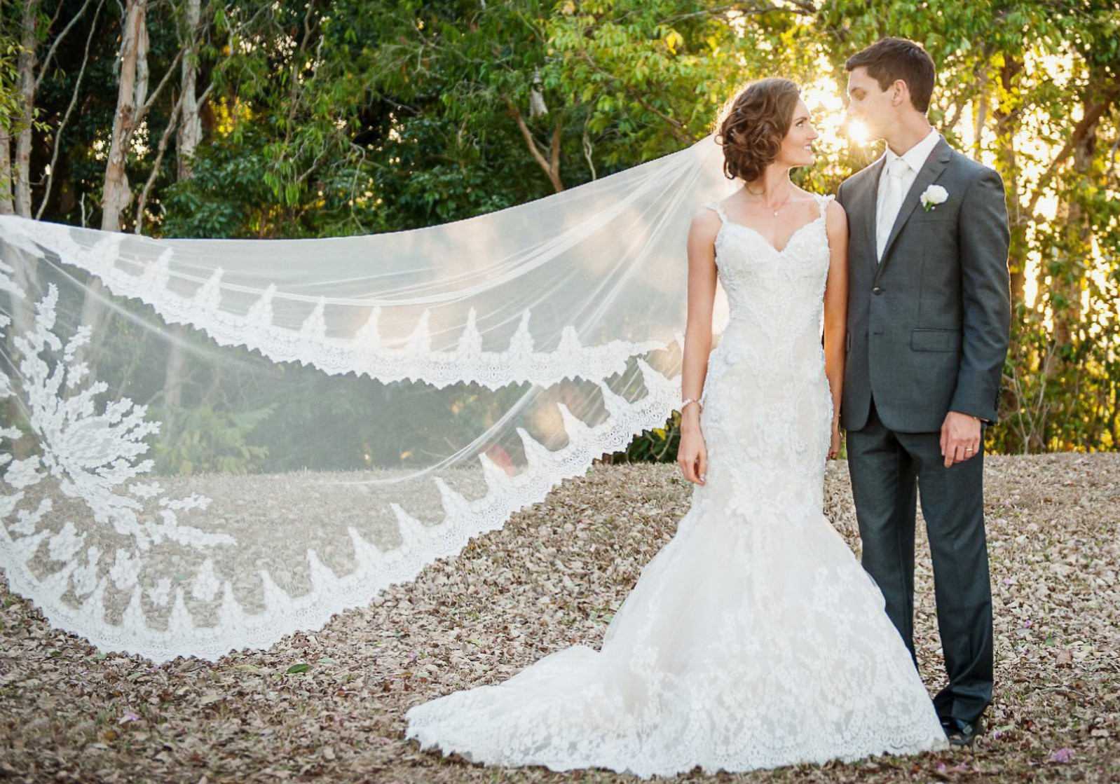 MXM Couture Custom Made Second Hand Wedding Dress On Sale