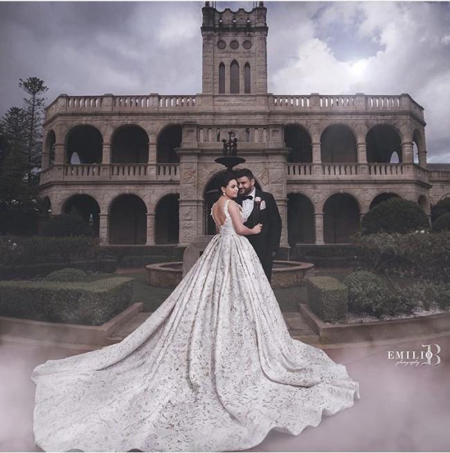 Azzaria Bridal Couture, Custom Made
