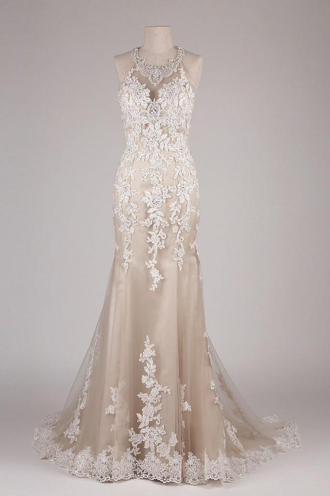 Omelie bridal, Sheath