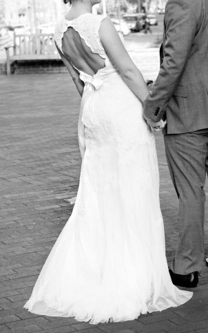 David's Bridal Vw9768