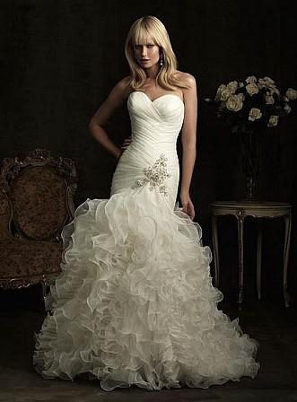 Allure Bridals 8915