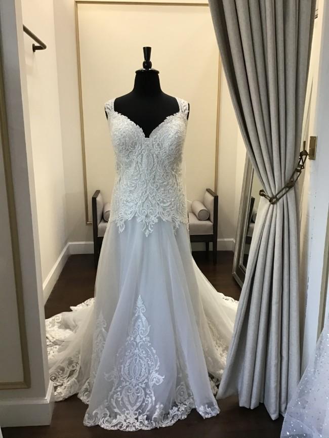 Allure Bridals W453