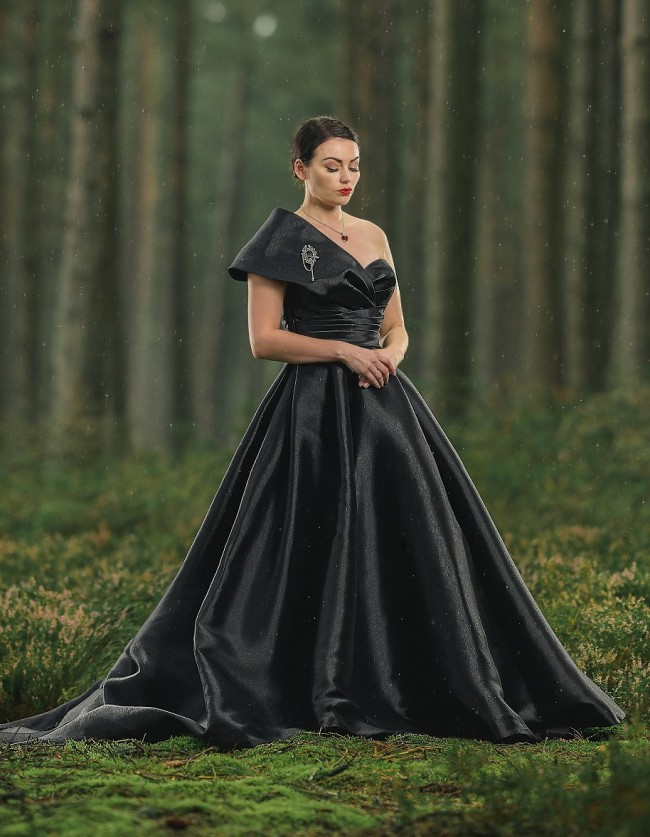 Pronovias Tourmaline - Black