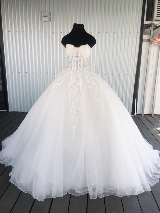 Ritzy Bridal, Available and Custom Made