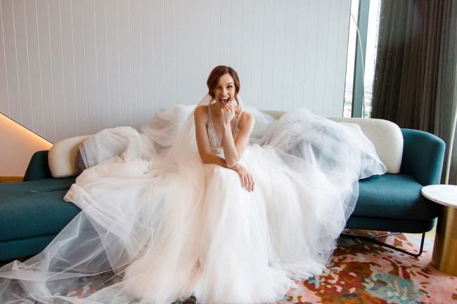 Made With Love Detachable Tulle Overskirt - No Gap