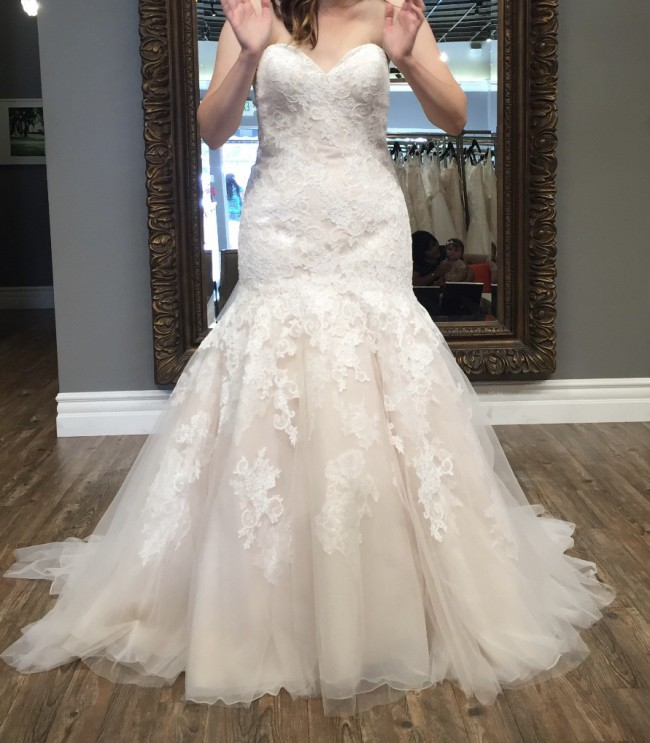 Allure Bridals P1005