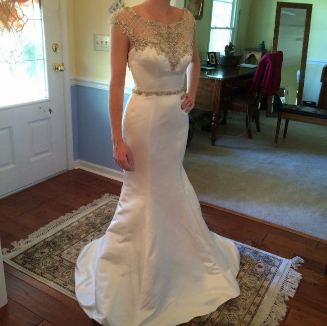 Carrie's Bridal, Fit & Flare