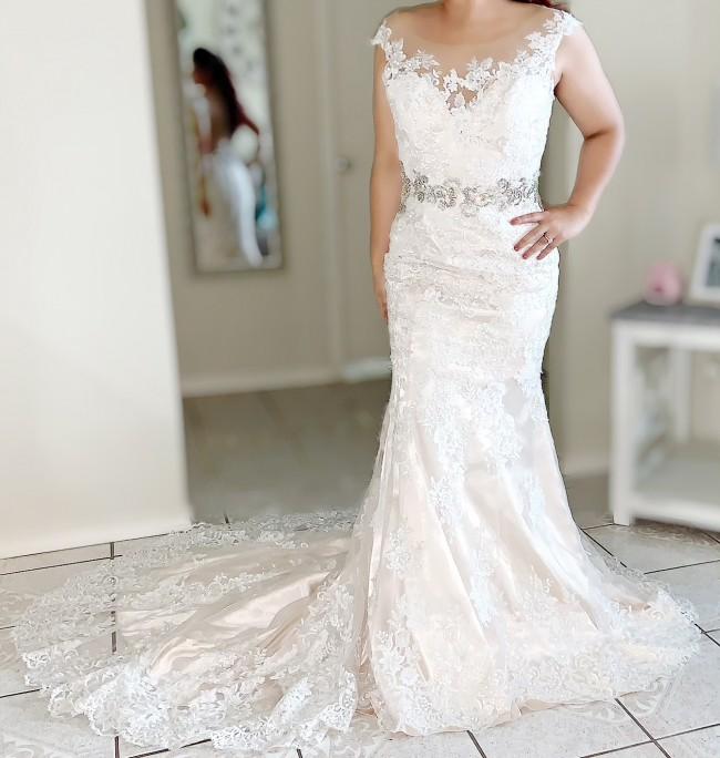 Allure Bridals 9371