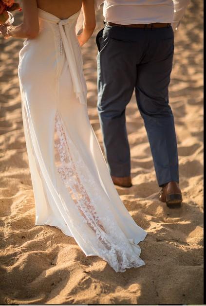 Milanja Serpent Wedding Dress