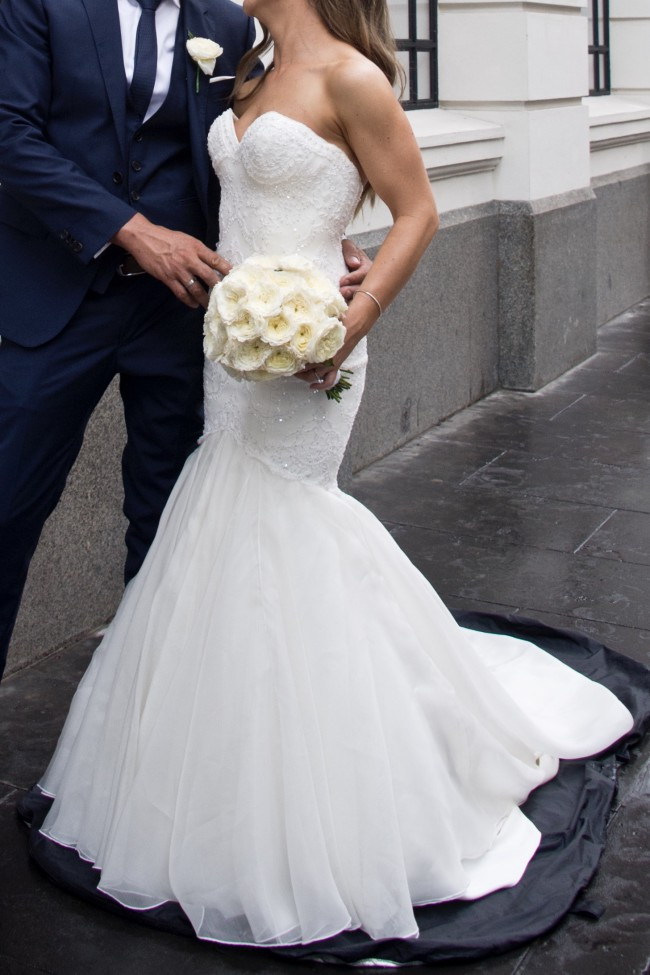 Angela Manno Couture Gown