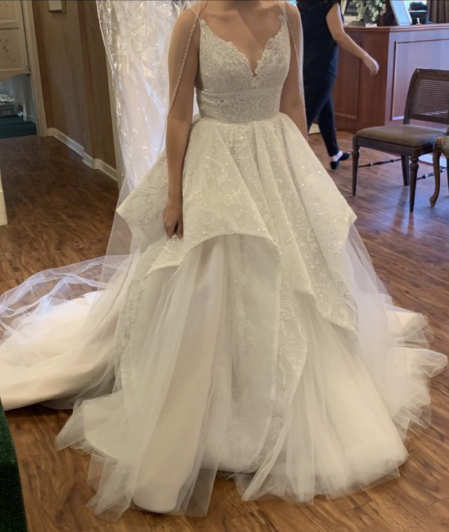 Hayley Paige, Markle Gown