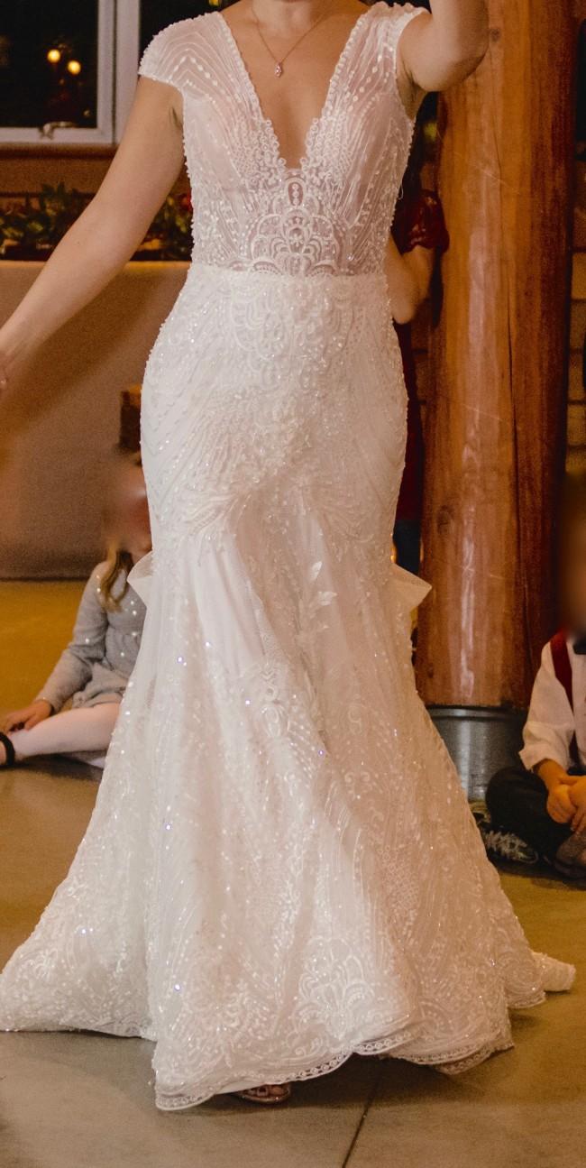 Crystal Design Bridal Custom Made