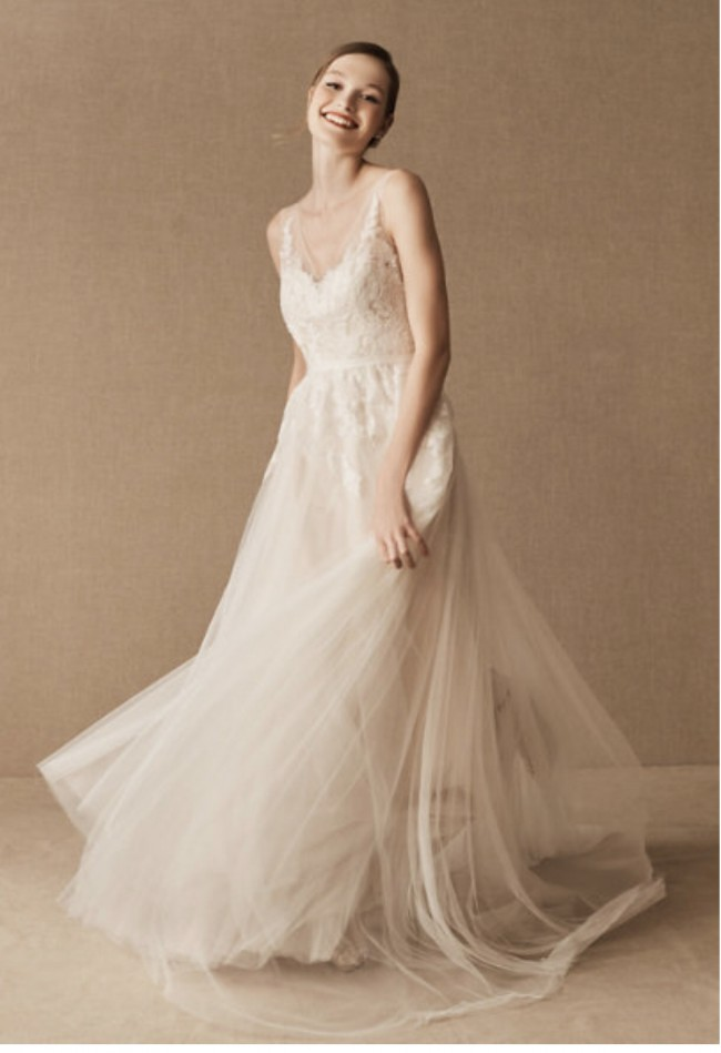 Watters Willowby by Watters Reagan Gown