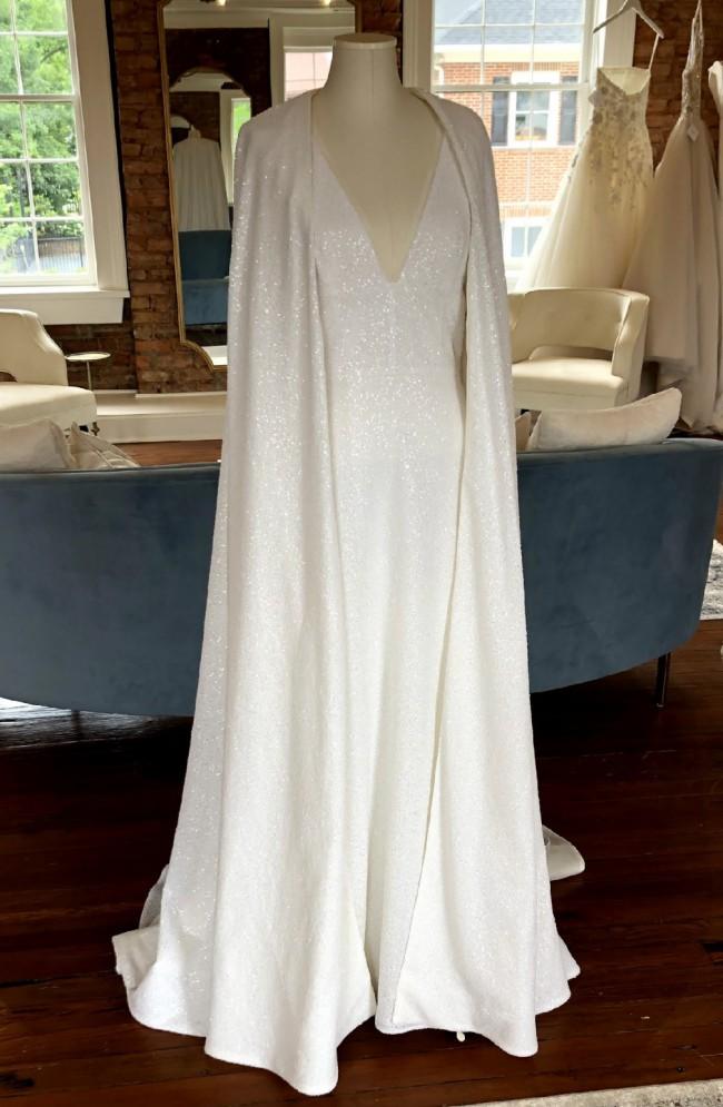 Allison Webb Brinlee Cape & Gown 4911