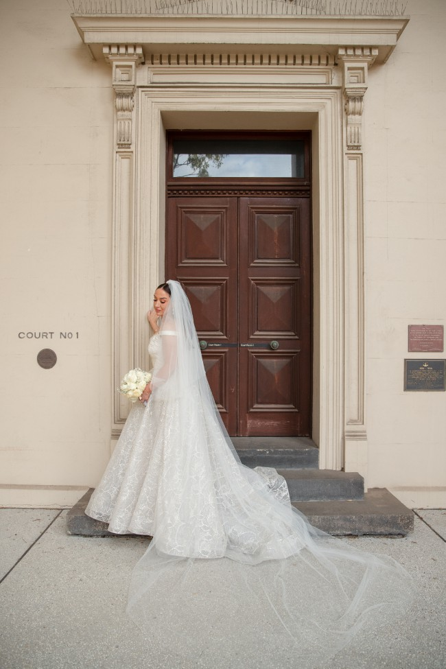 Amarige Bridal Couture Custom Made