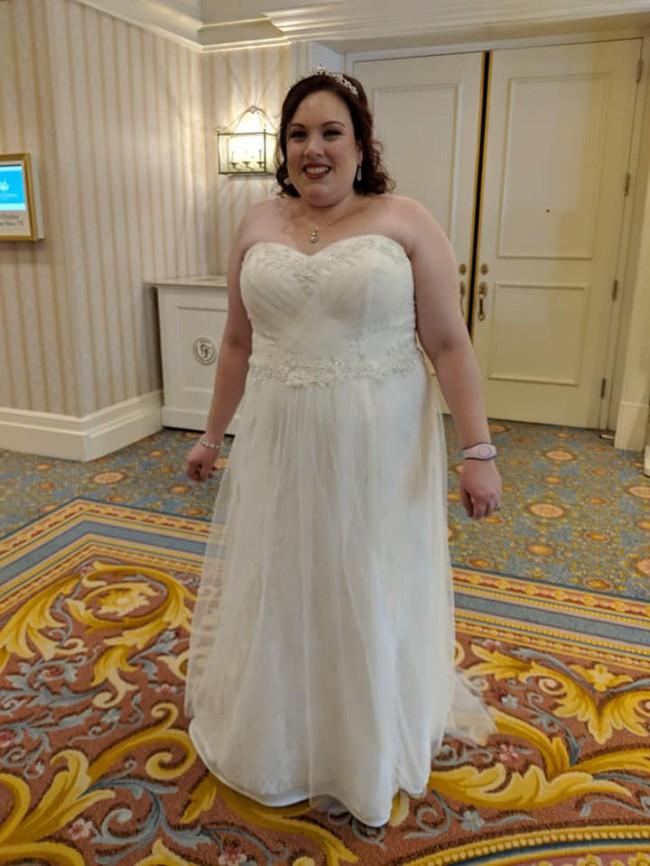 David's Bridal 9WG3750