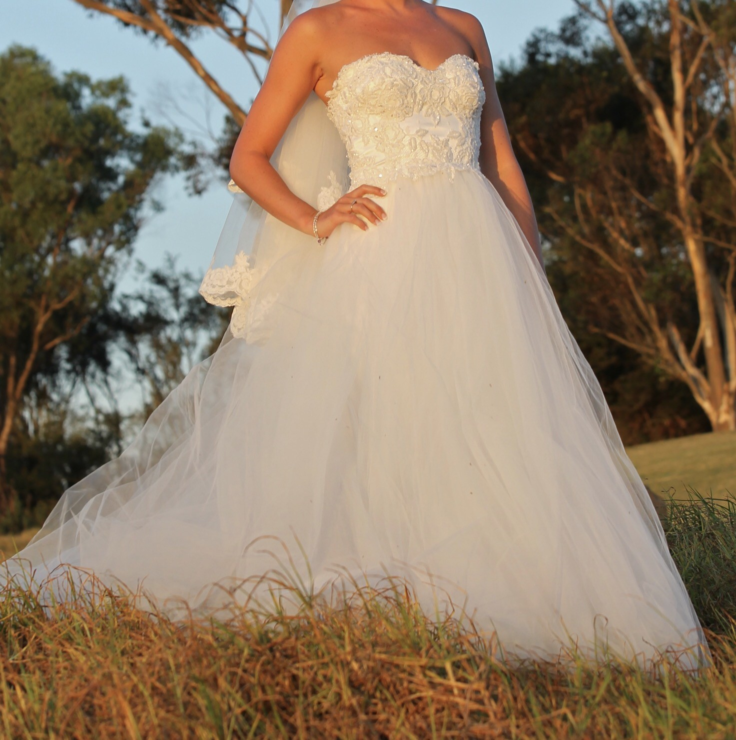 Cheap Wedding Dresses Wilmington Nc: Lisa Gowing Isla Preowned Wedding Dress On Sale 72% Off