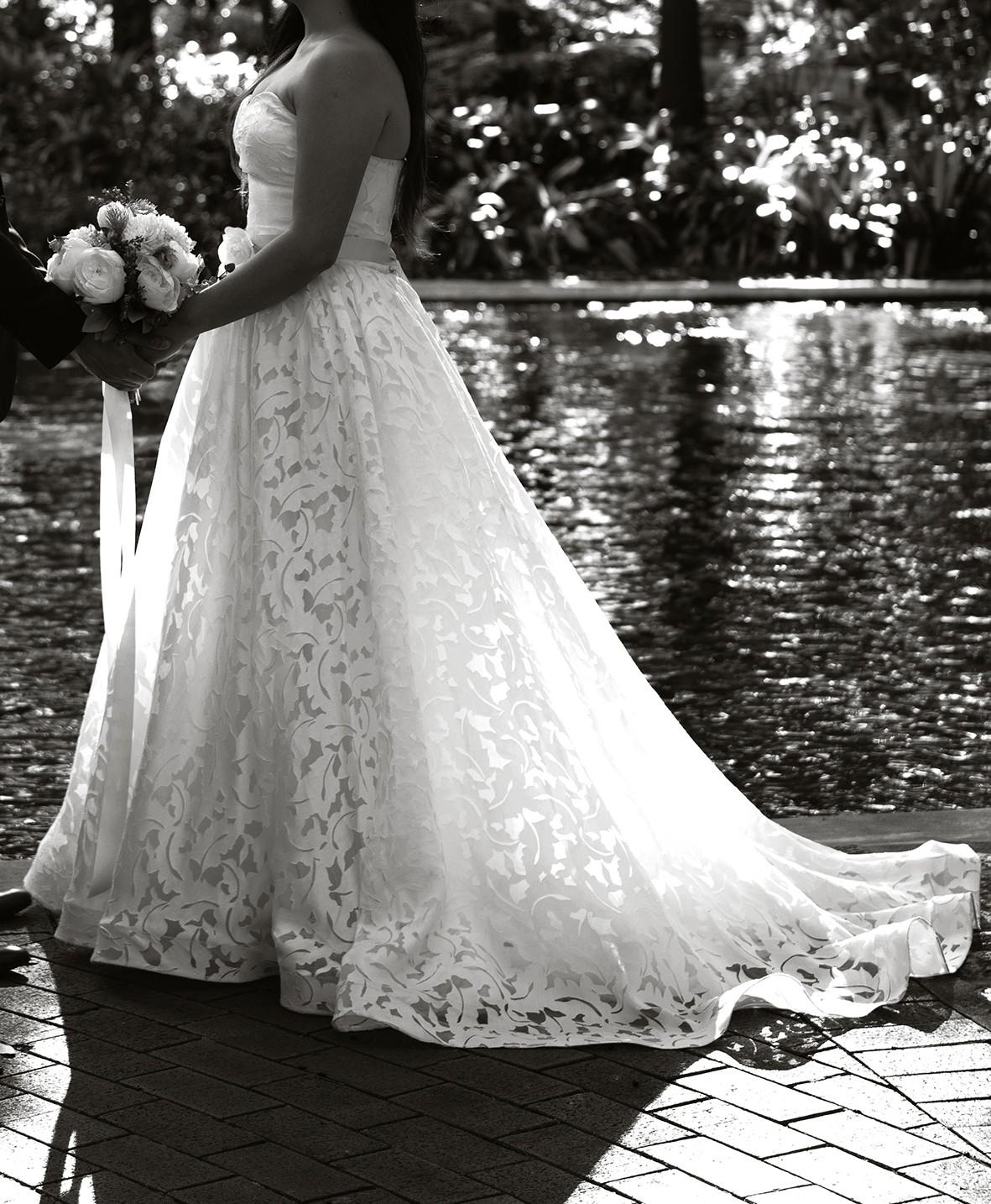 Second Hand Wedding Gown: Dovita Bridal Dana Second Hand Wedding Dress On Sale 66