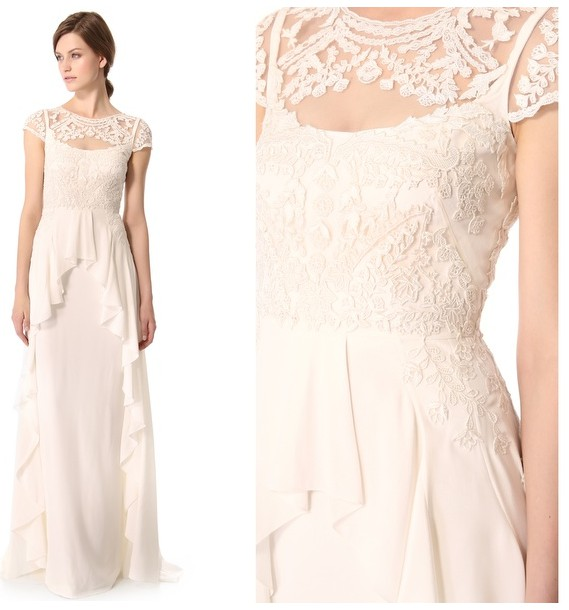 Temperley London Bluebell Preowned Wedding Dress On Sale
