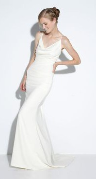 Nicole Miller FJ1001, Tara ant white