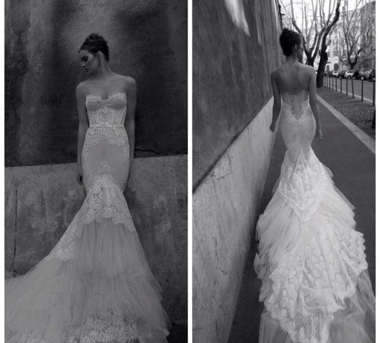 Inbal Dror Wedding Gowns For Sale: Inbal Dror Used Wedding Dress On Sale 96% Off