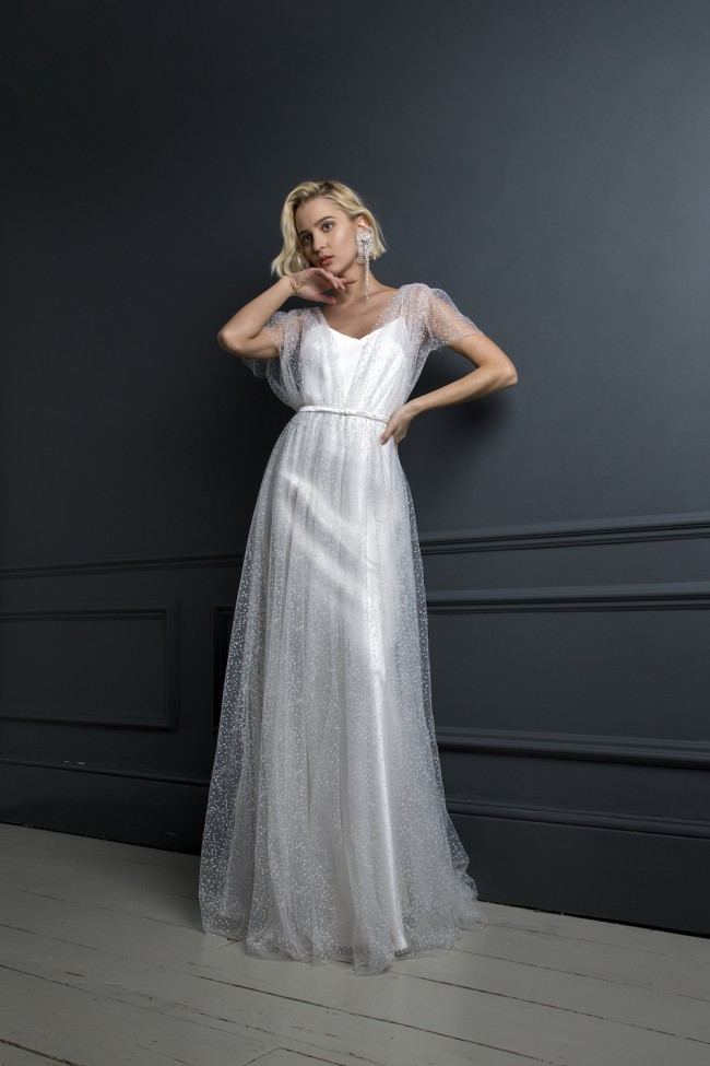Kate Halfpenny Ziggy Dress & Iris Slip