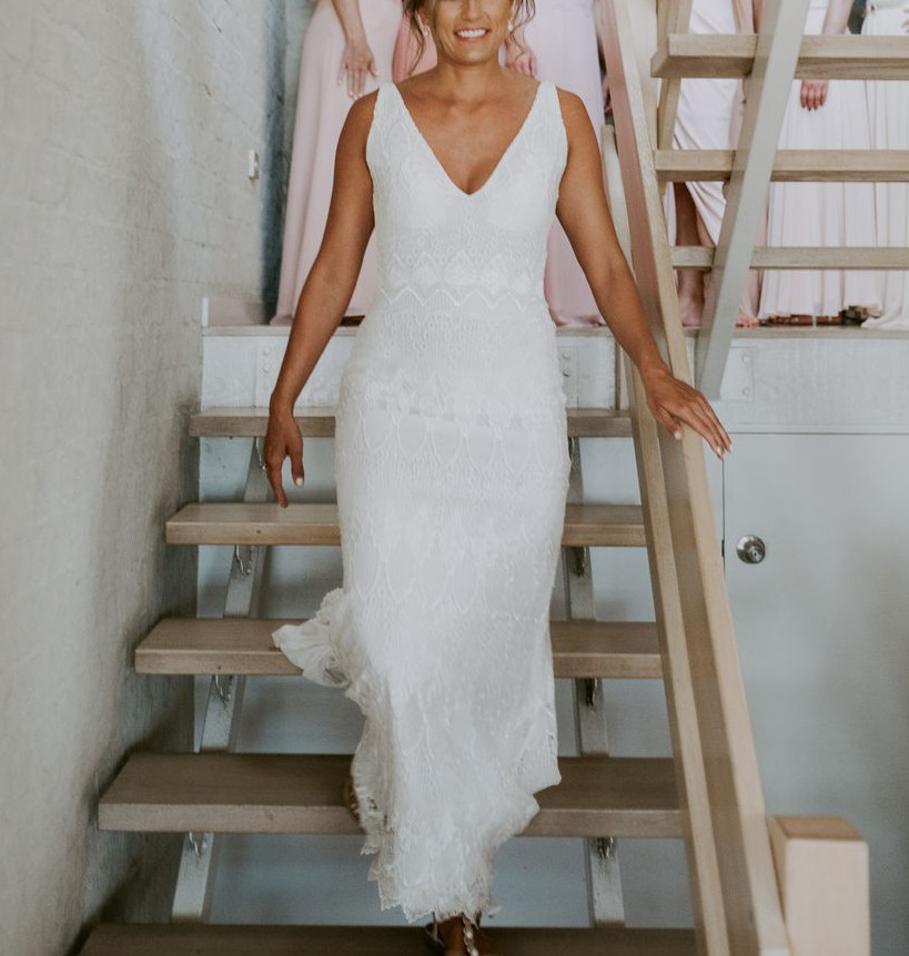 Made With Love Georgie Second Hand Wedding Dress On Sale