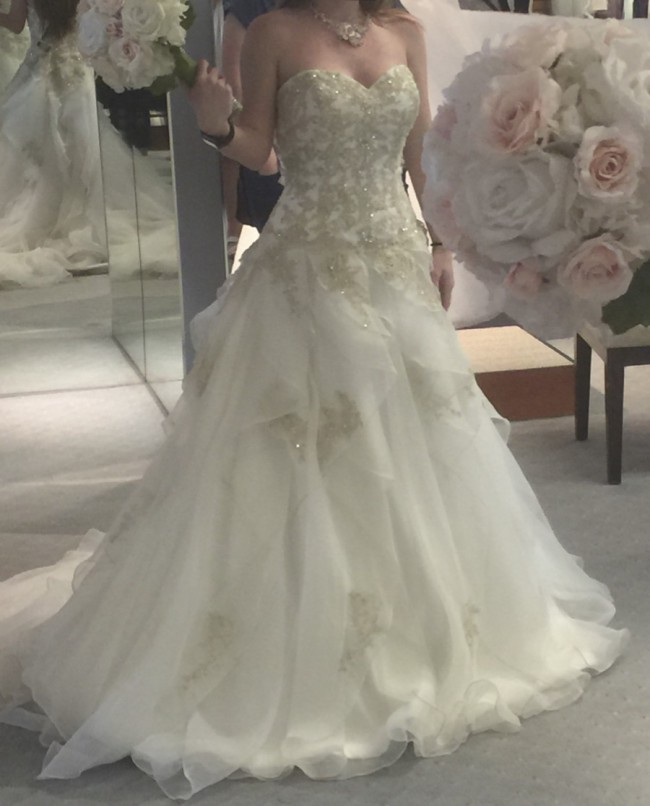 Alfred Angelo 899 Saphire