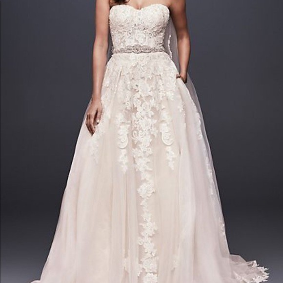 David's Bridal Collection, Ball Gown